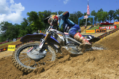 8a etapa do AMA Motocross 2016 em Spring Creek completa
