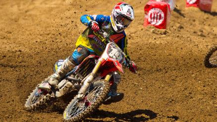 Sessão estaleiro AMA Motocross 2016 – Washougal