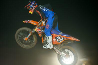 Justin Hill volta a competir em Washougal