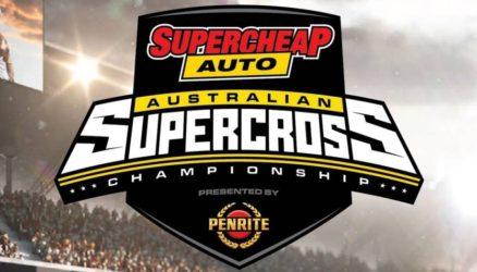 Calendário do Campeonato Australiano de Supercross 2016