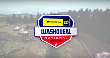 Volta virtual AMA Motocross 2016 em Washougal