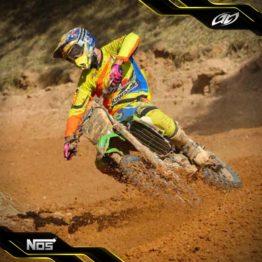 Balbi Jr sofre grave acidente na etapa de Campinas do Arenacross