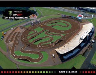 Revelada o layout da pista para o MXGP das Américas 2016