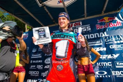 Ken Roczen campeão 2016 do AMA Motocross nas 450MX