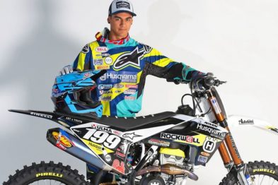 Líder da MX2 do Australiano de Motocross 2016 fora da final do campeonato
