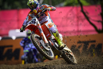 Resultados das classificatórias da 15a etapa do Mundial de Motocross 2016