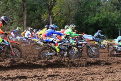 8a etapa do Australiano de Motocross 2016 completa