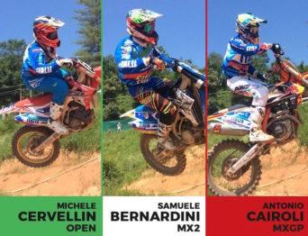 MXoN team Italy