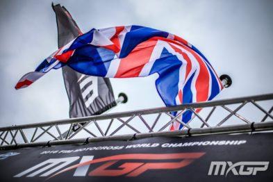 Team Grã Bretanha para o Motocross 2016 é confirmada