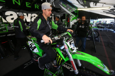 Wil Hahn vai disputar o Australiano de Supercross 2016
