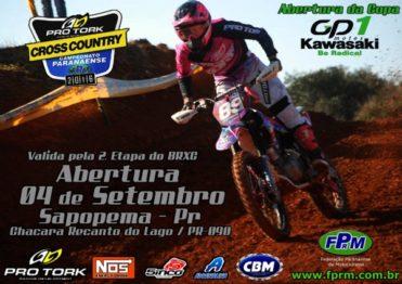 Segunda etapa do Brasileiro de Cross Country será neste fim de semana