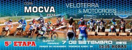 Confirmada Copa MOCVA para amanhã 7 de setembro