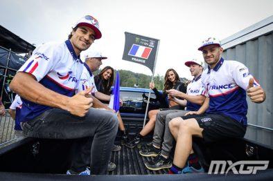 Equipe da França