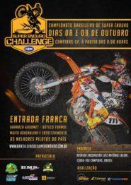 Brasileiro de Super Enduro tem 2ª etapa neste fim de semana