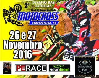 Contagem regressiva para o 2º Desafio das Estrelas de Motocross