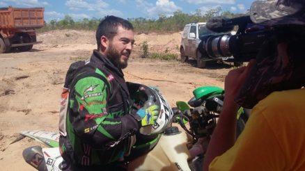 Dia 05 de outubro é aniversário de Ramon Sacilotti. - Foto: Robson Rally
