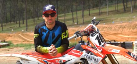 Entrevista com Justin Brayton na Austrália