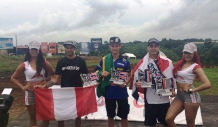 Jean Ramos é campeão Latino-Americano de Motocross