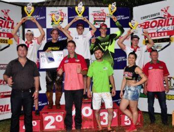 Gaúcho de Motocross encerra com etapa maiúscula em Montauri