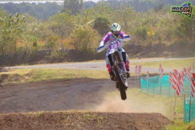 Maiara Basso é Vice Campeã Latina Americana de Motocross