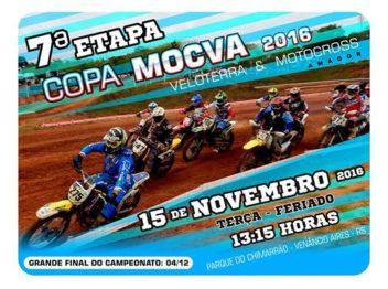 Copa MOCVA tem semifinal no feriado do dia 15