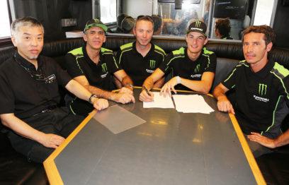 Mickael Maschio de volta ao Mundial de Motocross