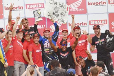 Roman Jelen é campeão Brasileiro na MX3
