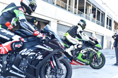 WorldSBK, Test, Motorland Aragon, November 2016