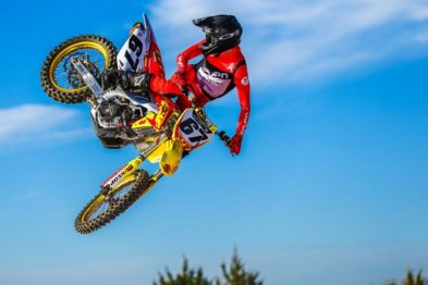 Jimmy Albertson de volta as 450cc e como privado em 2017