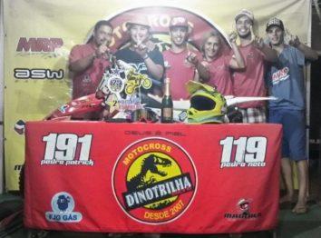 Pedro Neto conquista 6º título do Arena Nordeste de Motocross