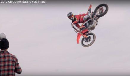 GEICO Honda preparada para 2017
