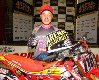 Rafael Faria, bicampeão brasileiro da VX1