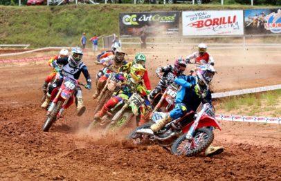 Copa Mocva define campeões de veloterra e motocross no domingo