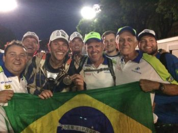 Brasil conquista título inédito no Rally Dakar