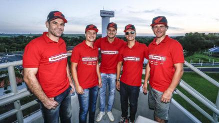 Honda Racing Brasil anuncia equipes oficiais para 2017