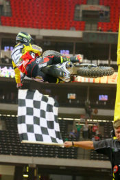 Highlights AMA Supercross 2017 – Atlanta