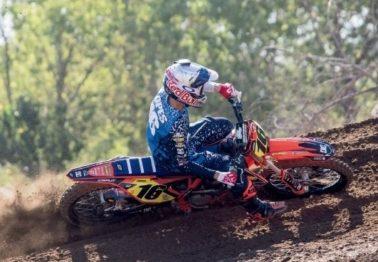 Enzo Lopes começa a temporada com vitórias em campeonato da Transworld MX Magazine