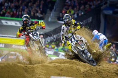 Highlights AMA Supercross 2017 – Detroit
