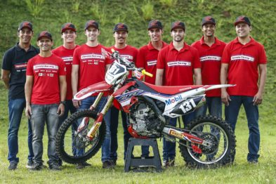 Honda Racing apresenta equipes oficiais de rali e enduro