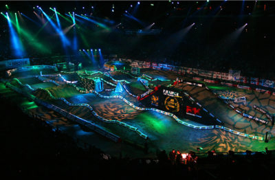 Bercy Supercross de volta a capital francesa