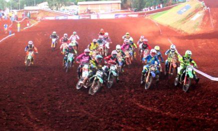 Desafio das Estrelas trouxe a nata do Motocross à Taça 62 anos de Ibirubá