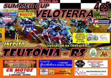 Summer Cup de Veloterra encerra domingo em Teutônia