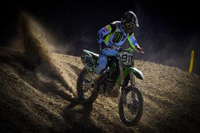 Jordi Tixier fora da 4a etapa do Mundial de Motocross