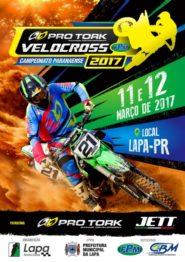 Inscrições abertas para Brasileiro de Velocross em Lapa (PR)