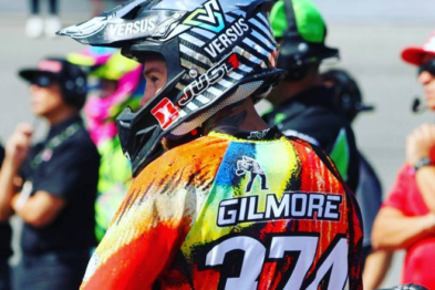 Cody Gilmore fora das últimas etapas do AMA Supercross 2017