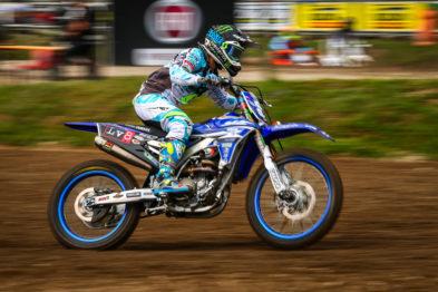 Kiara Fontanesi estreia na MX2 do Mundial de Motocross