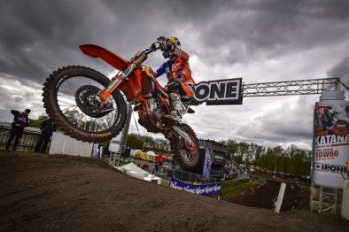 Highlights Classificatórias do Mundial de Motocross 2017 – Valkenswaard