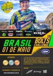 Piloto inglês encara abertura do Brasileiro de Hard Enduro