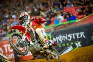 Sessão estaleiro AMA Supercross 2017 – Salt Lake City