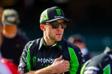 Eli Tomac renova com a Monster Energy Kawasaki